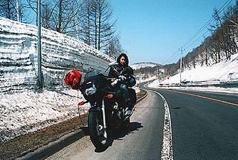 Motorcycling in Japan