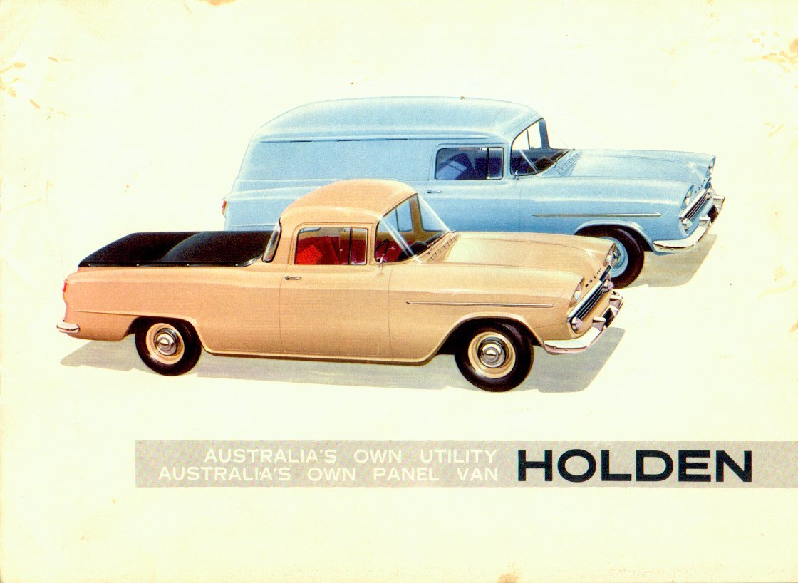 History of the FB Holden
