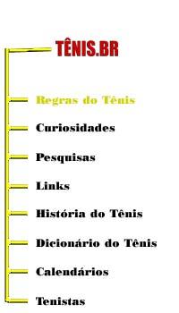 88fd318f31 A seguir você poderá entender um pouco mais das regras do jogo. DEFINIÇÃO.  Tênis ...
