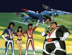 Voltes team with solarbirdfalcon
